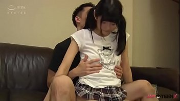 Young Asian slim body creampied in the sofa [Japteenx.com]