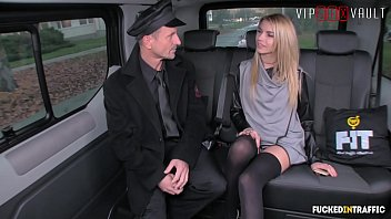 VIP SEX VAULT - Karina Grand Pays Her Taxi Ride With Super Hot Sex
