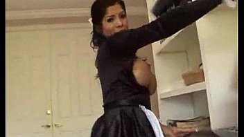 More than just a hot latin maid