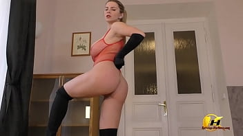 You want me to be your pet? Come to join my first time with fox tail and spanking