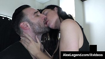 Big Dick Alex Legend plows his fat cock inside Sexy Slut Sovereign Syre's little tight twat, fucking her like a bull in heat until he shoots his load on her! Full Video & More Girls @ AlexLegend.com!