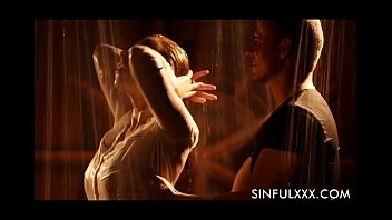 SinfulXXX.com Sex in the rain Wet 3