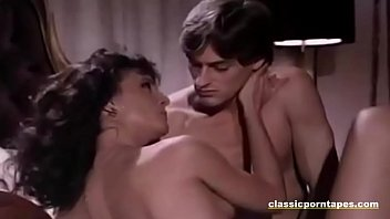 Sexy Classic Babe Sucks and Gets Fucked