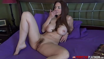 Naughty MILF Solo Fingering And Teasing