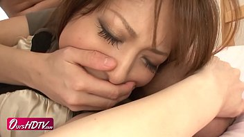 [OURSHDTV]Big tits Japanese chick wants creampied