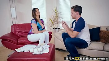 Brazzers - Mommy Got Boobs -  Putting Her Tits To Good Use scene starring Sara Jay and Kyle Mason