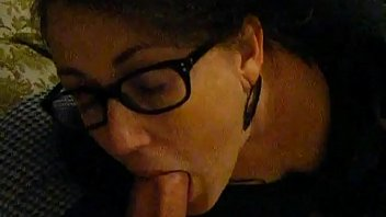 Mom Swallow Son Cum!