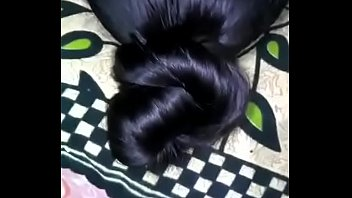 hair play with mom