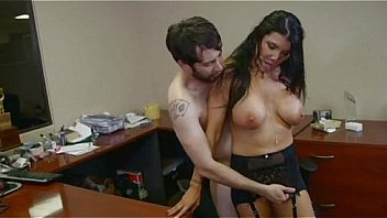 Romi Rain - hardcore sex in Office