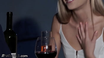 Horny Blonde Babe Insists On Anal After A Night Out!