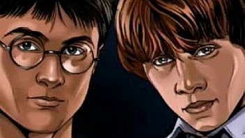 Harry potter xxxcomics