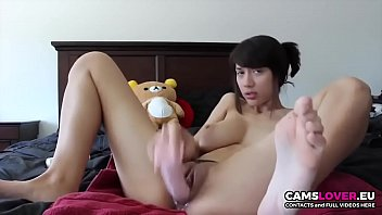 Webcam show by amazing girl!