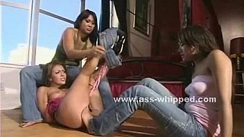 MEREDITH: Mistress clamps a whore clit