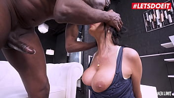 HER LIMIT - Ania Kinski - Busty Sexy MILF Rough Drilled In Both Holes By Mike's Huge Cock