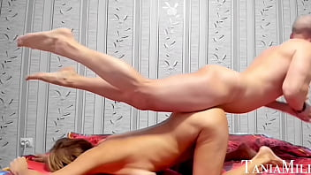 Milf contortionict extreme sex pose taboo
