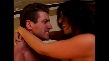 Sexy latina sweetie Taryn Thomas gets her cunt fucked by big cock