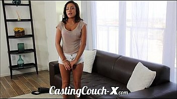 CastingCouch-X Exotic teen from midwest likes porn