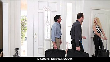 Daughter Swap - Dads Fucked Party With Sexy Teens (SierraNicole) (TaylorSands)