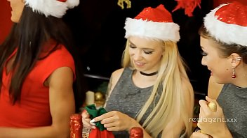 Watch XMas party for female staff organised by Empera turned into real Bacchanalia with Santa preview