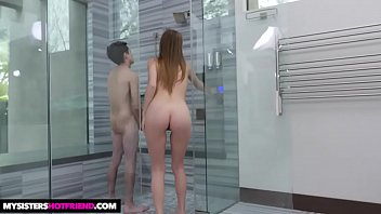Jill Kassidy Fucks Juan in the shower