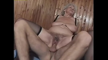Who ever said that old women don't like to fuck?