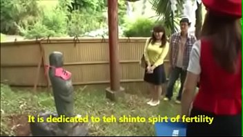 Japanese Penis Ritual - Mother & Son