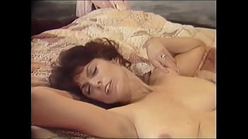 The greatest MILF ever, Kay Parker, gets her hairy pussy pounded!