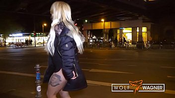 Hot German MILF Harleen Van Hynten lets modern day Tarzan cum on her big fake tits! ▁▃▅▆ WOLF WAGNER DATE ▆▅▃▁ Best dating site ever! Try it NOW and see for yourself! Tell your friends! FUCK STRANGERS!