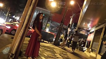 Bangkok Street Hookers - Ladyboys and Thai Girls