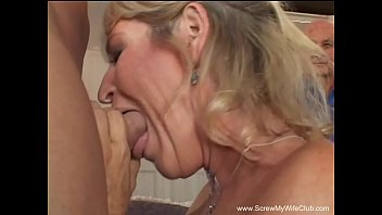 Watch Anal Sex For Swinger Grannie GILF preview