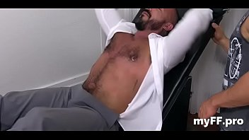 Homemade kink with gay males working the feet in fetish xxx