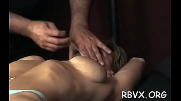 Sinful lady bury a rubber sex-toy inside her gap Thumbnail