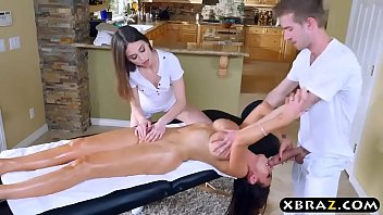 Sexy Milf Gets Massage Leads...