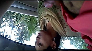 rajesh and rani sex hot in car