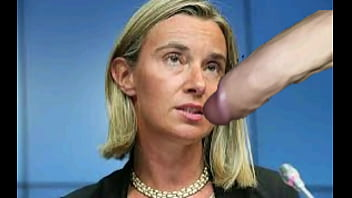 Mogherini sexe tape caught on...