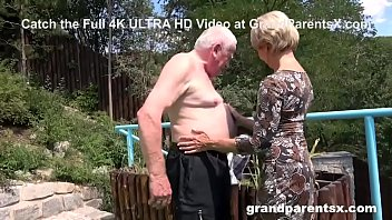 Grandpa Fucking Again After Years!