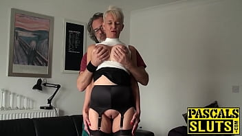 Mature UK sub_destroyed by rough dom Thumbnail