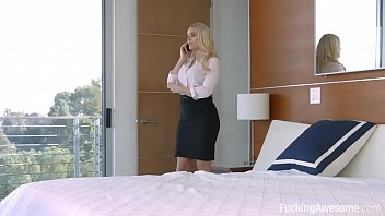 Horny Alexis Monroe Cheats Her Boyfriend With A Client