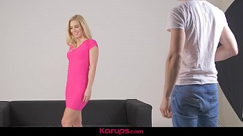 Gorgeous MILF Nesty Wears Sexy Heels As She Gets Fucked After Her Phootshoot