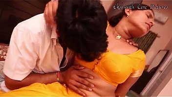 Village Aunty With Tamil Rich Man -- Telugu Romance Film - By MKJ