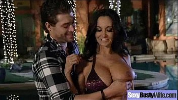 Sex Action Tape With Busty Mature Lady (ava addams) movie-06