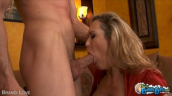 Brandie Love gets her hard toned ass pounded and fucked