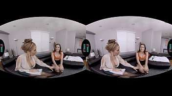 Sexy Latina visits her doctor for some sexual advice in virtual reality