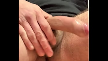 Glory Hole Riesiger Cumshot