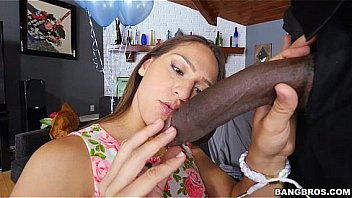 BANGBROS - This Cock won't fit in her mouth
