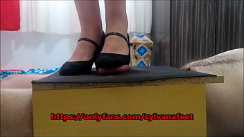 lawyer shoes for ballbusting