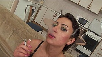 Woman Smoking and Sex!!!