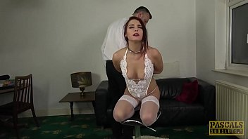 Redhead_in_stockings_dicked_hardcore Thumbnail