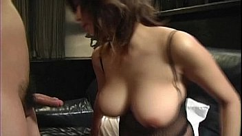 Lovely Shion Natsume giving hot tit job