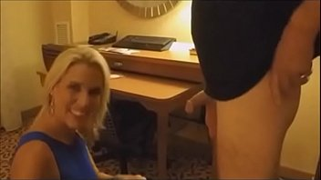 Slutty lifestyle wife wants bukkake from hubby and friend